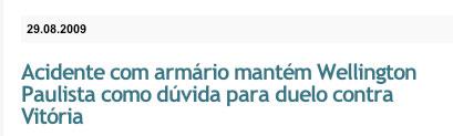 Manchete na Globo.com