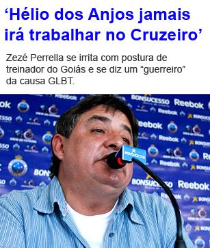 Retirado do site Cruzeiro.com.br