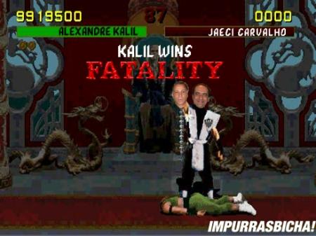 Kalil wins