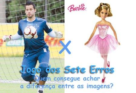 Fabio Bailarina do Cruzeiro