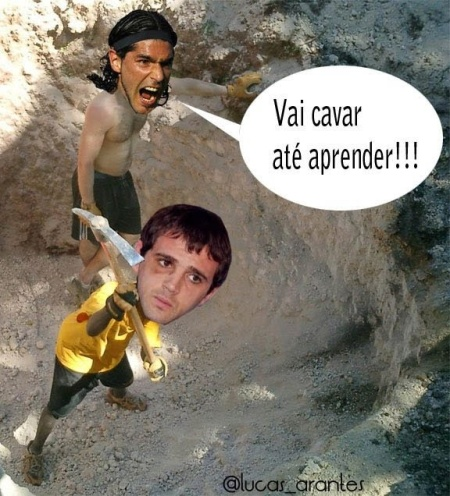 Montillo precisa aprender a cavar