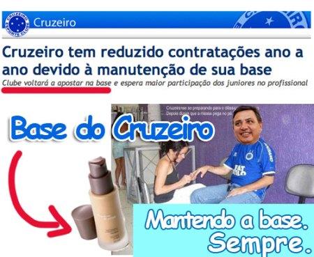 Zezé Perrella afirma que Cruzeiro manterá a base em 2011 #cruzeirofaliu