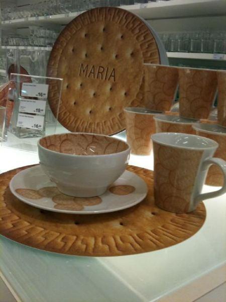 Sugestão de presente para amigo Maria, uma caixa de biscoitos Maria que o seu amigo cruzeirense vai adorar.