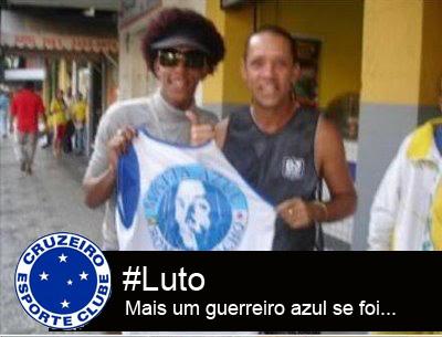 Cruzeiro declara luto pela morte de Lacraia, um de seus maiores torcedores