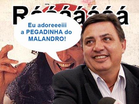 Pegadinha do Malandro no Cruzeiro