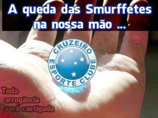 Marias na mão do Galo - Cruzeiro Série B