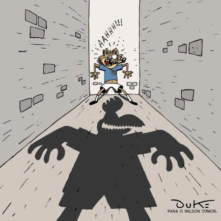 Marias, tremei - Charge de Duke